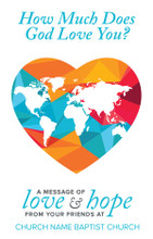 How Much Does God Love You? Love and Hope Heart