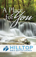 A Place for You-Small Waterfall