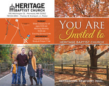 You Are Invited Fall Tree