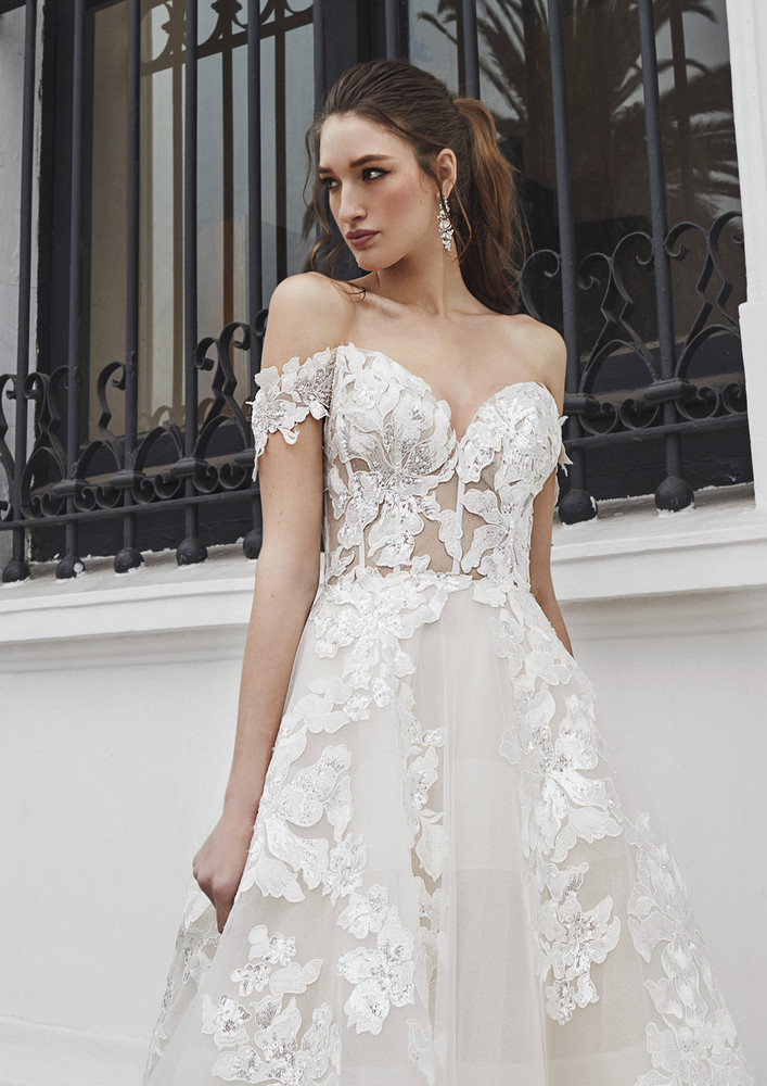 Tonilynn by Calla Blanche Bridal