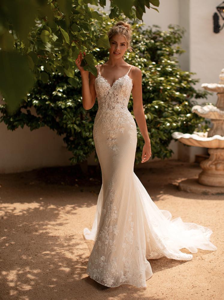 Amanda J6780 by Moonlight Bridal