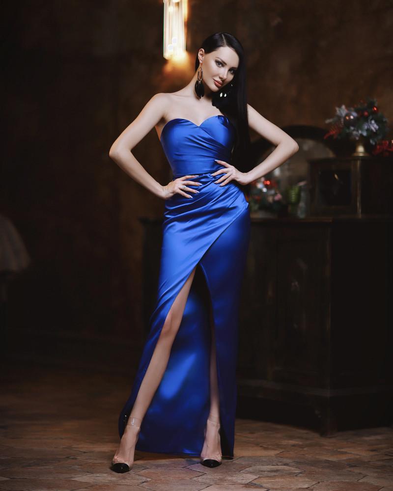 Genevieve Dress JP102 by Jadore Evening