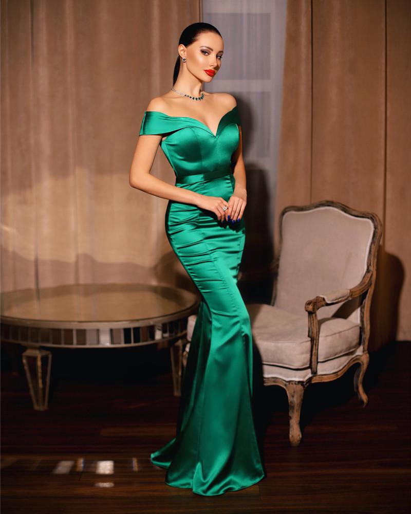 River Dress JP109 by Jadore Evening
