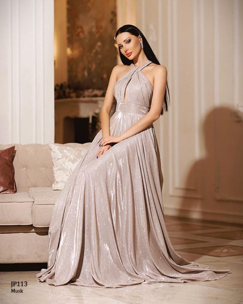 Astrid Dress JP113 by Jadore Evening