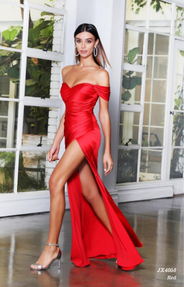 Ophelia Dress JX4058 by Jadore Evening