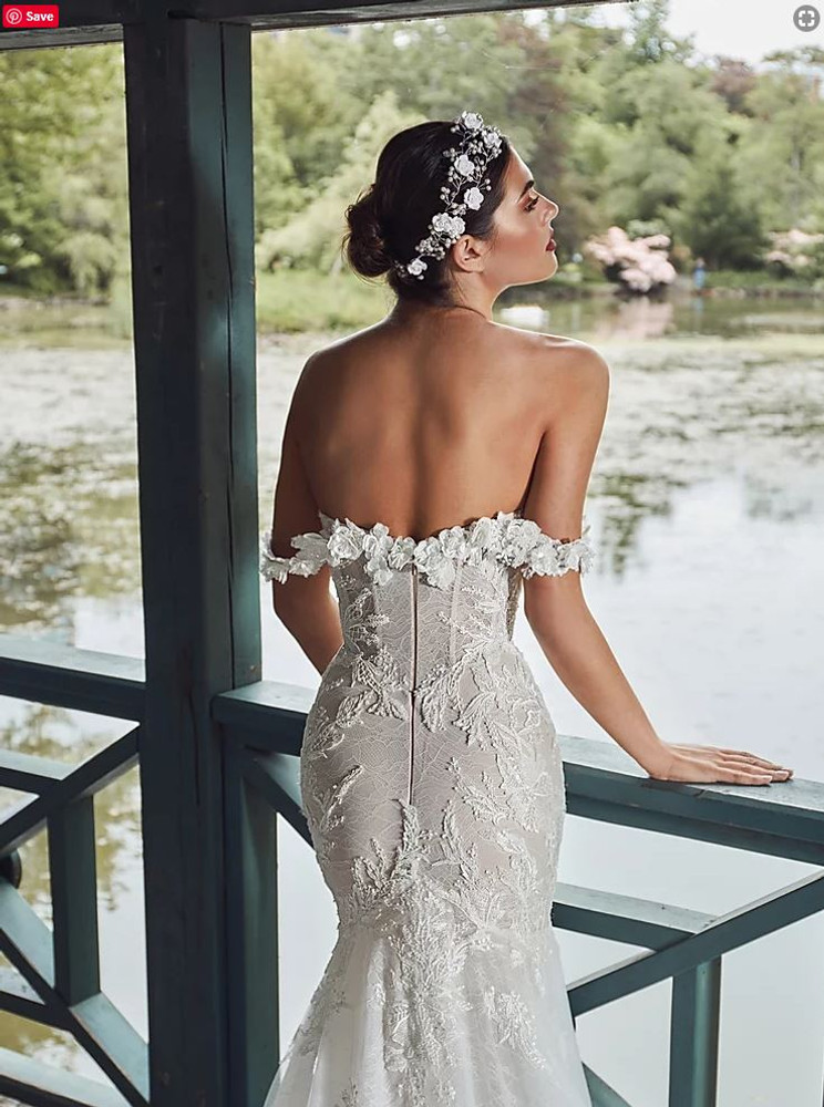 Dakota by Calla Blanche Bridal