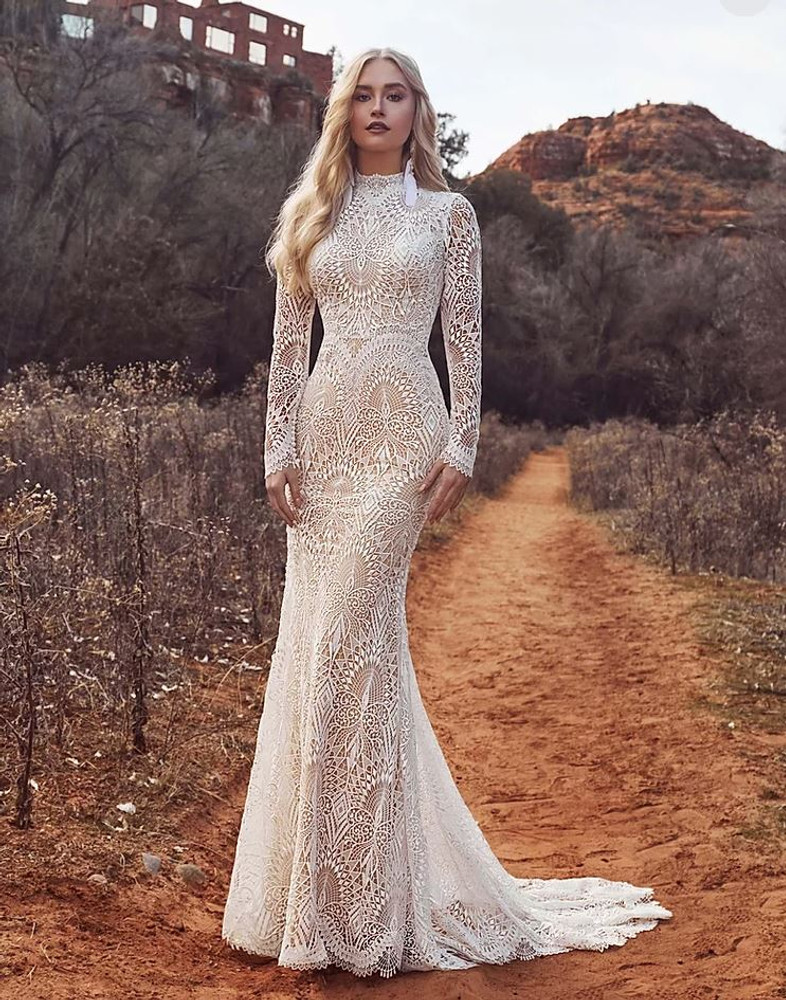 Forrest by Calla Blanche Bridal