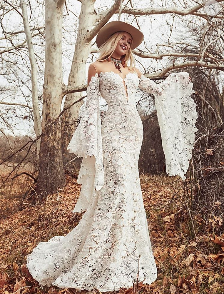 Stevie from La Perle by Calla Blanche Bridal