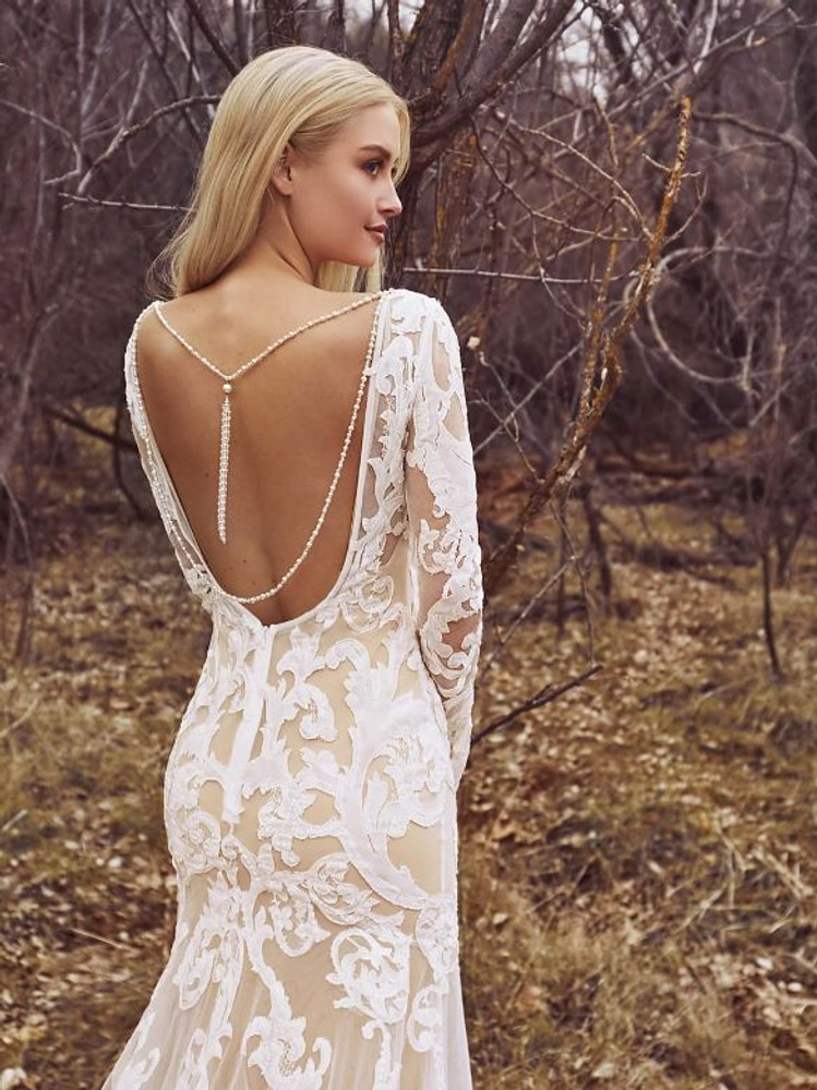 Frankie Gown from La Perle by Calla Blanche Bridal  (Arriving Soon)