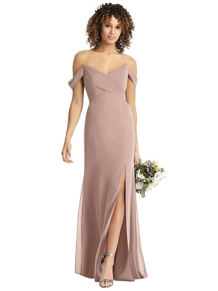 Dessy Dress 8193 Bliss AU12