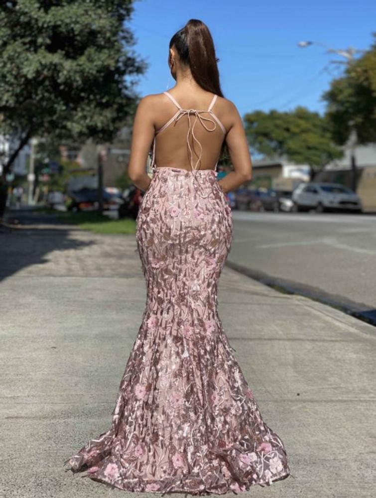 Tess Dress JX4019 by Jadore Evening
