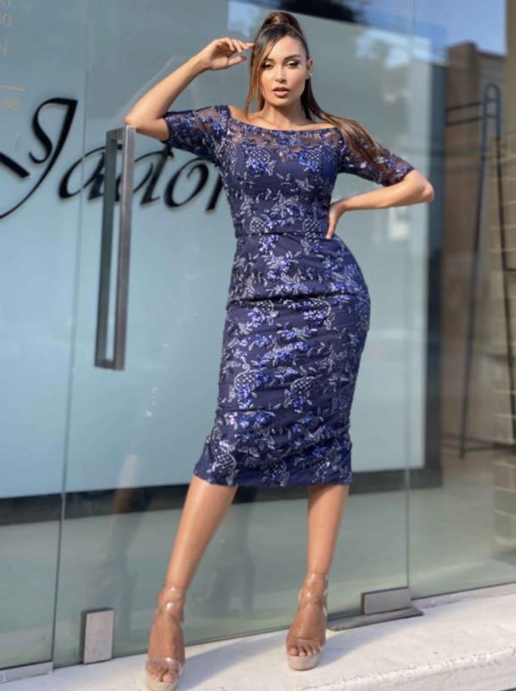 Uma Dress JX4026 by Jadore Evening