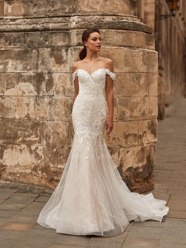 Moonlight Bridal Dress