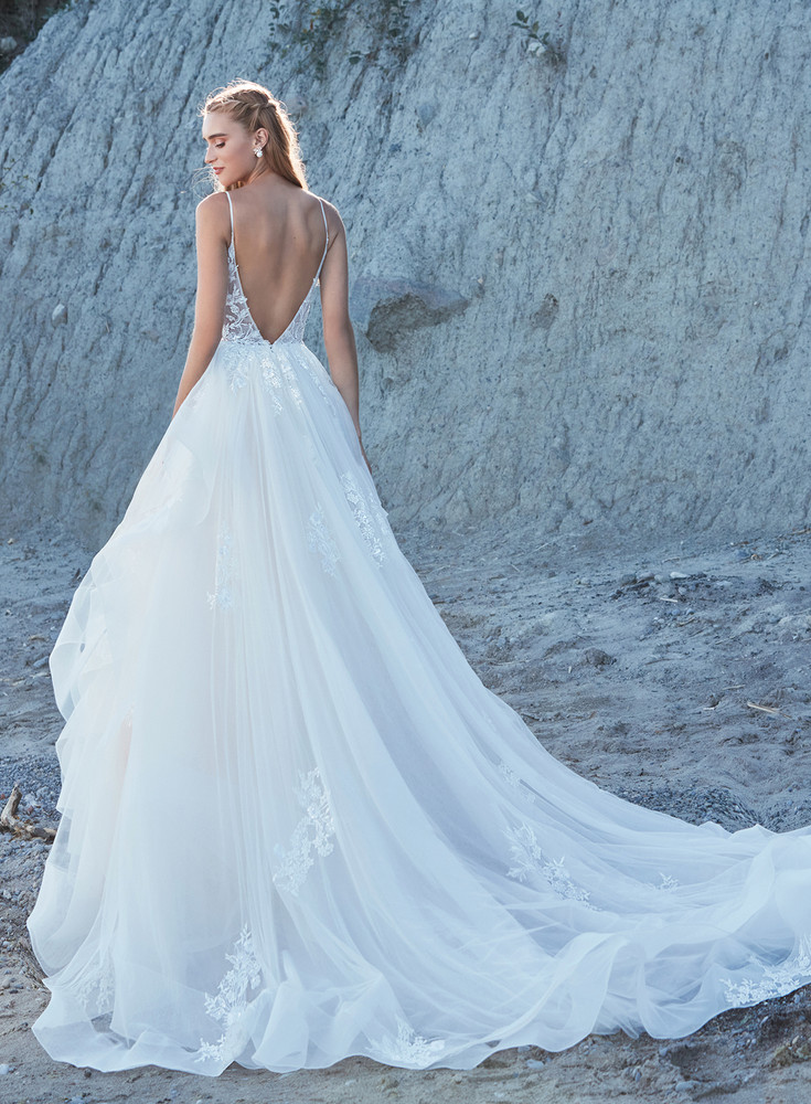 Rosa from Lamour by Calla Blanche Bridal