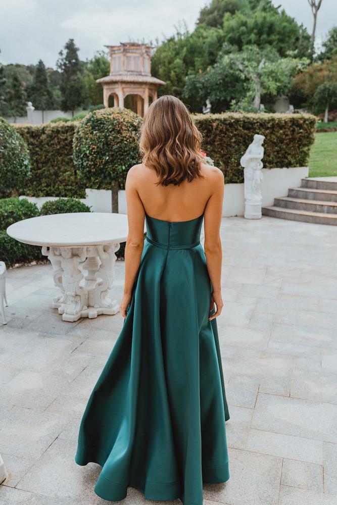 Medina Gown by Tania Olsen