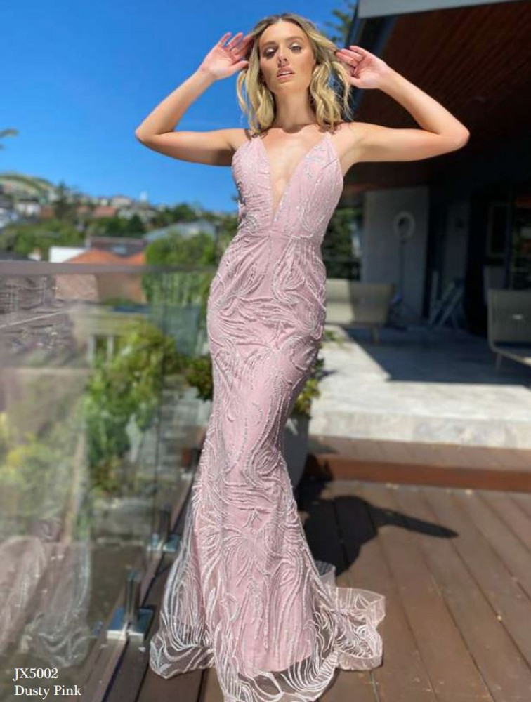 Aurora Dress JX5002 by Jadore Evening