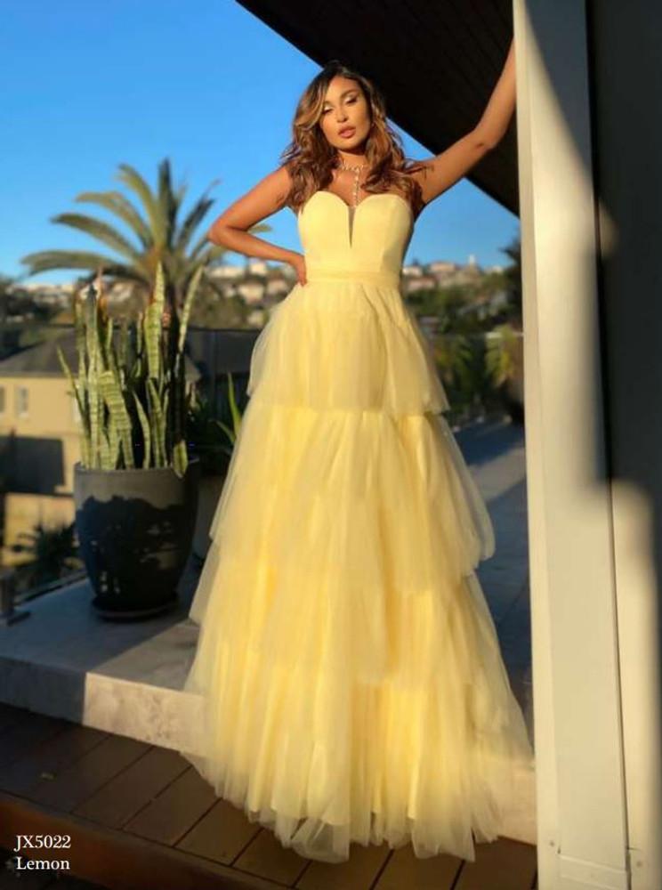 Ivanna Dress JX5022 by Jadore Evening