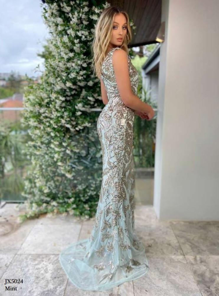 Jocelyn Dress JX5024 by Jadore Evening