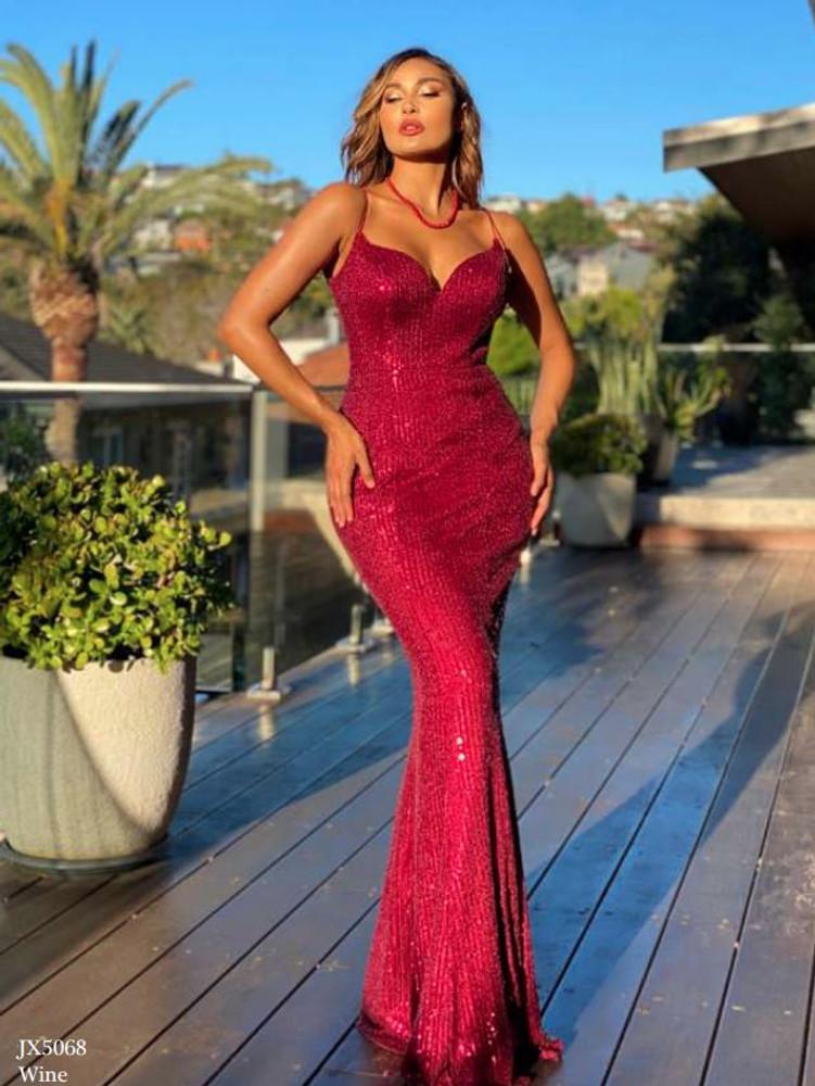 Olga Dress JX5068 by Jadore Evening