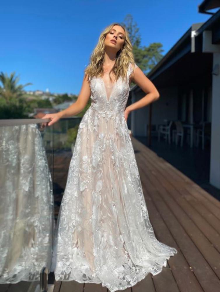 Jenni Dress JX5036 by Jadore Evening