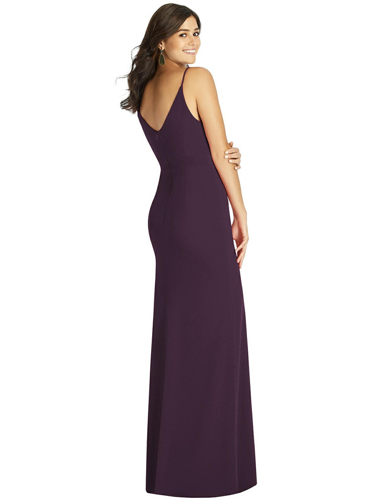 Fishtail Skirt Stretch Maxi Dreswith Front Slit by Thread Bridesmaid Style TH001 in 6 colors