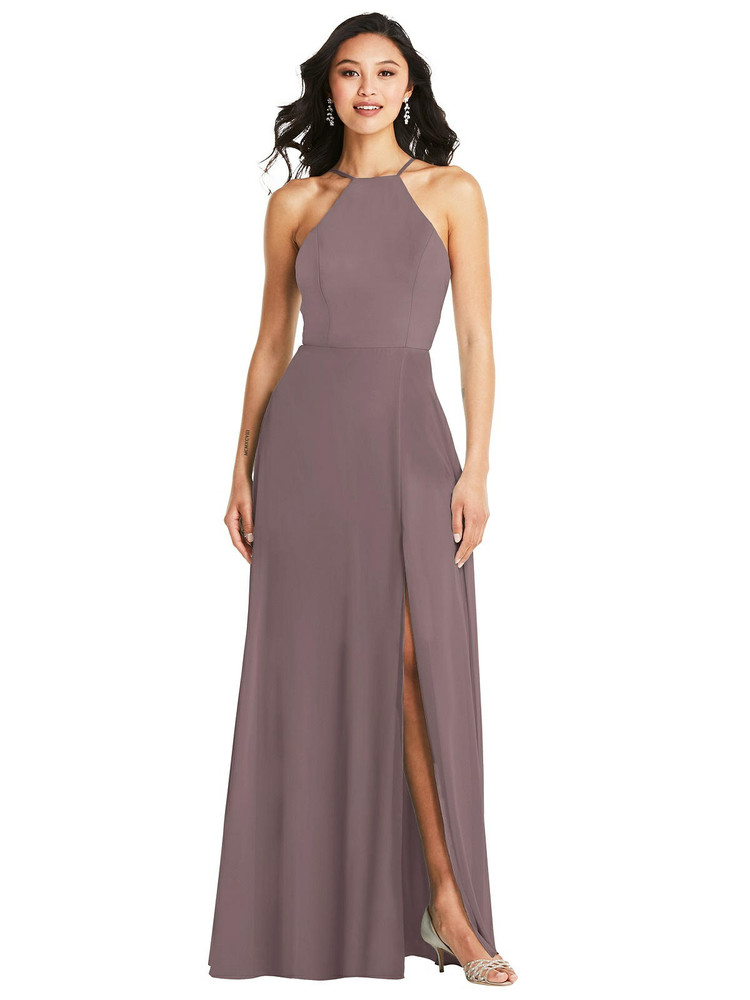 Bella Bridesmaids Dress BB129 in 64 colors in french truffle