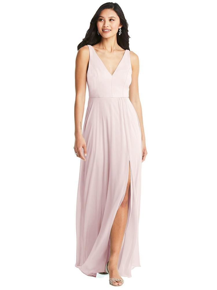 Bella Bridesmaids Dress BB131 in 64 colors in bush