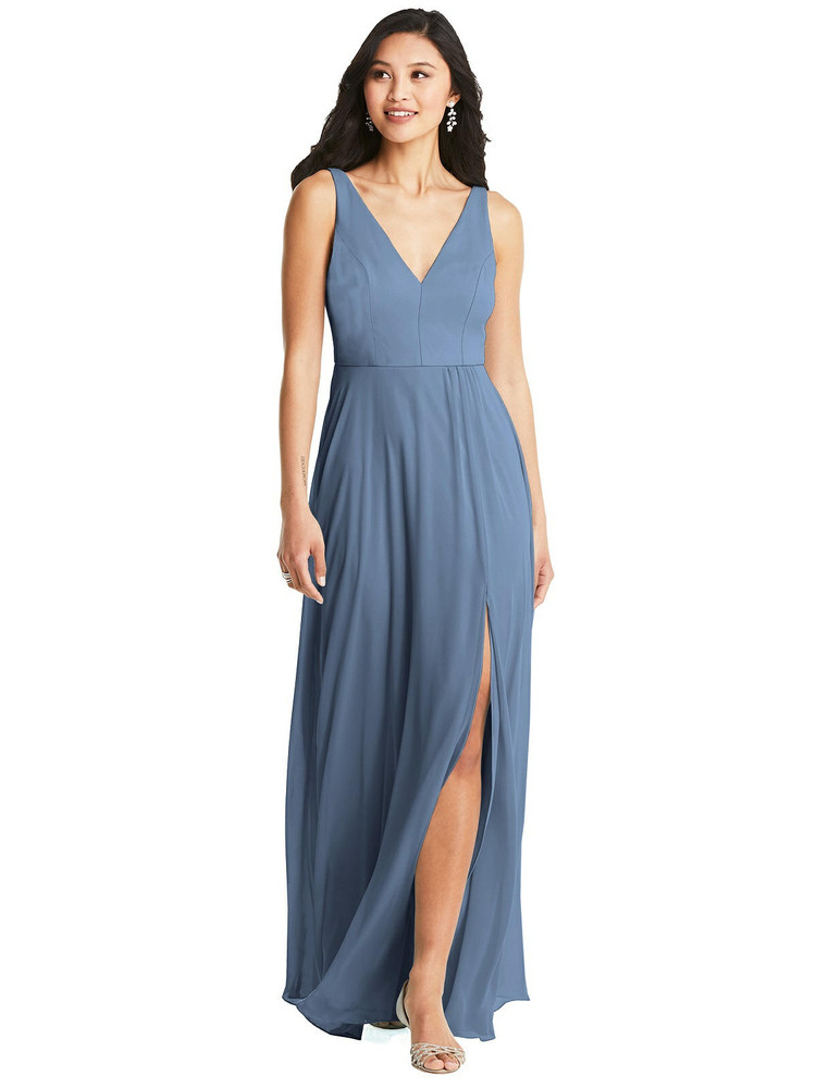 Bella Bridesmaids Dress BB131 in 64 colors in Windsor Blue