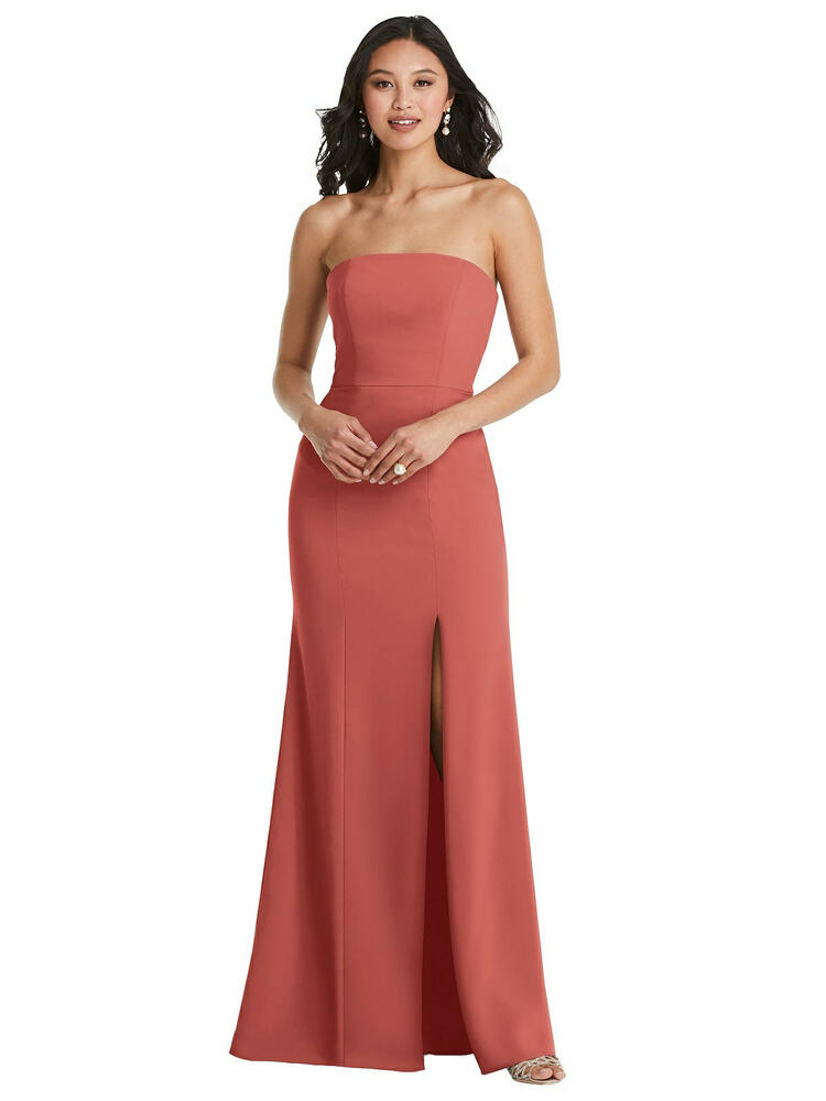 Bella Bridesmaids Dress BB134 in 33 colors in rouge