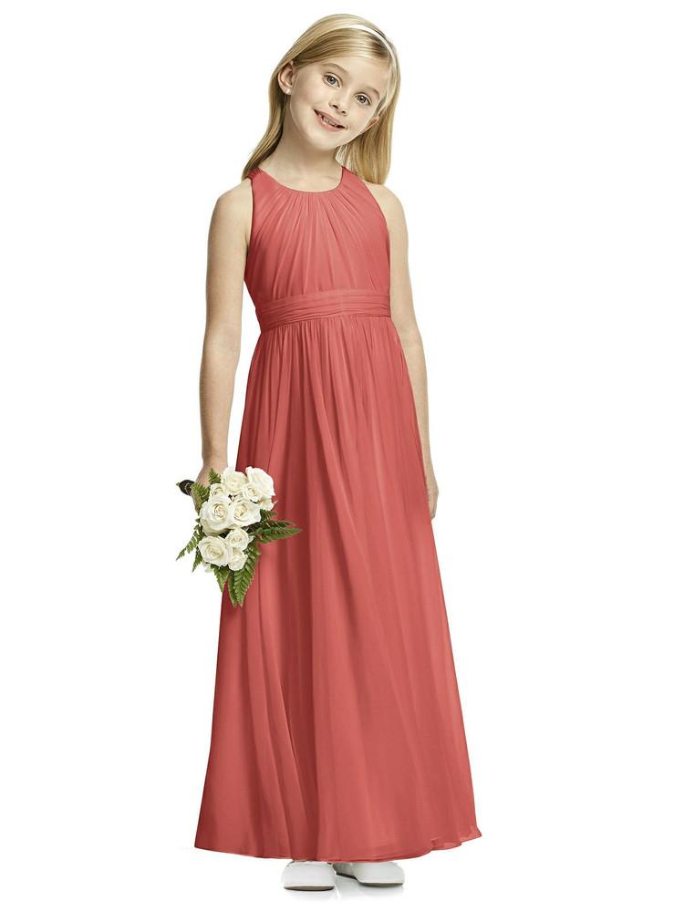 Dessy Flower Girl Dress FL4054 in 64 colours