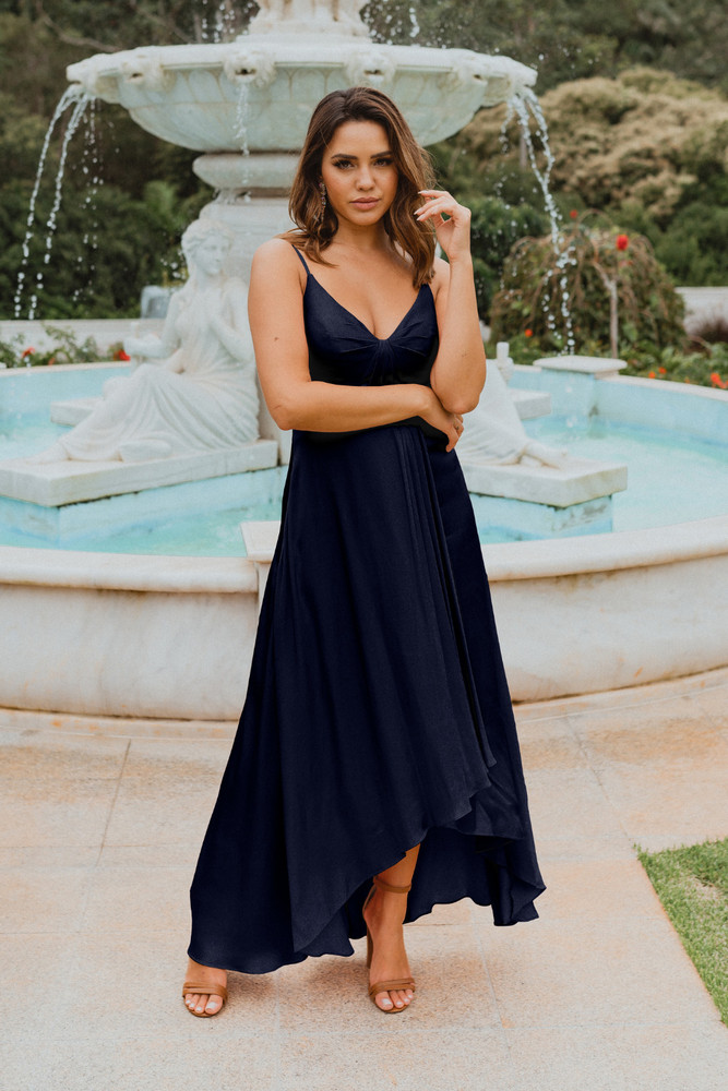Kyoto TO869 Bridesmaids Dress by Tania Olsen in Navy