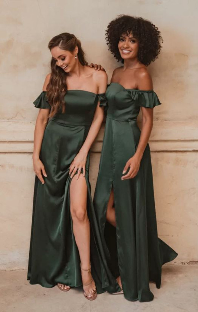 Osaka TO874 Bridesmaids Dress by Tania Olsen in Emerald