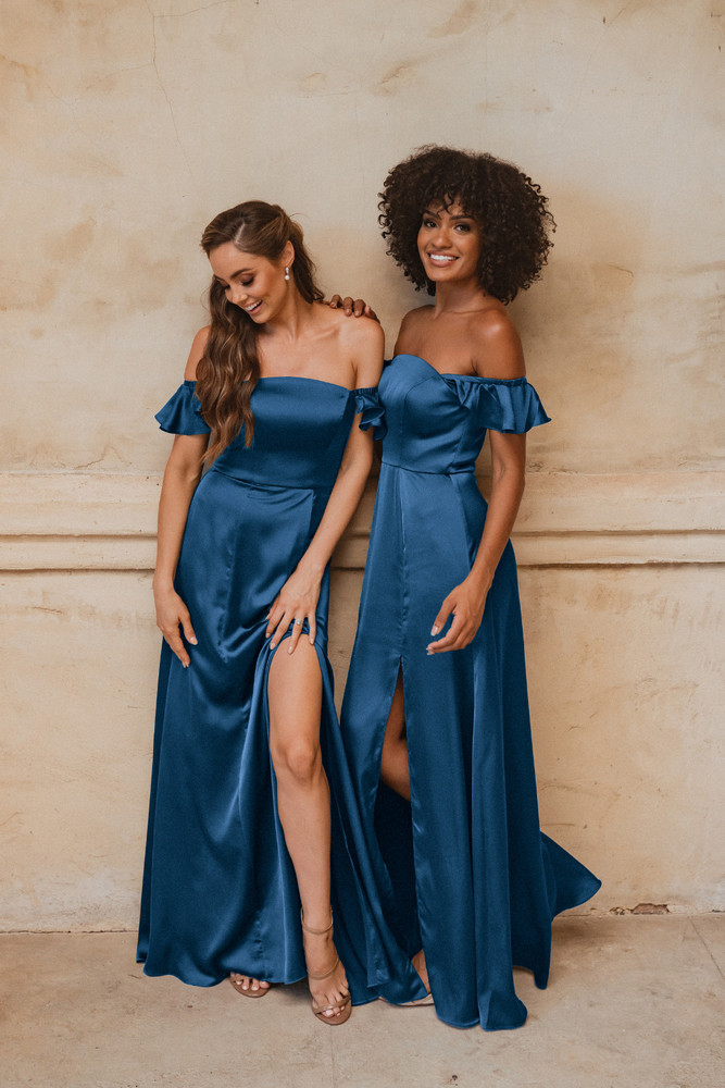 Osaka TO874 Bridesmaids Dress by Tania Olsen in Peacock