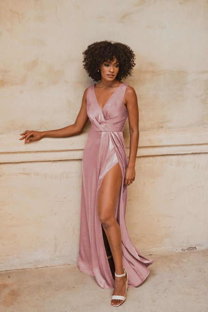 Athens TO862 Bridesmaids Dress by Tania Olsen in Rose