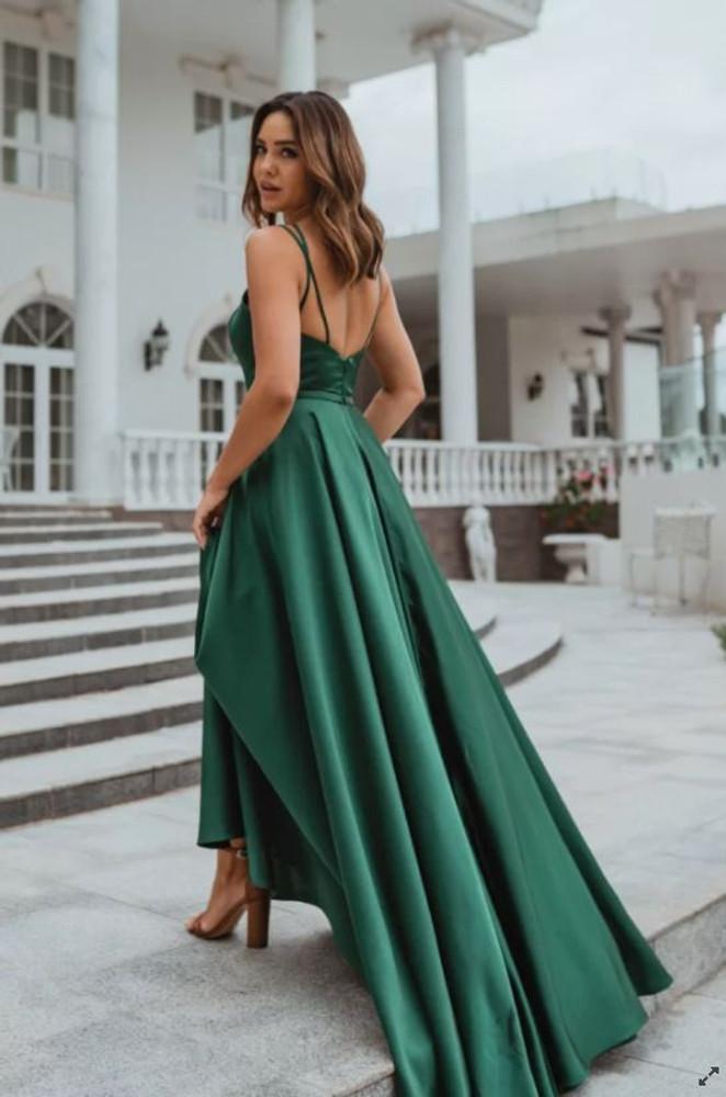 Winona PO913 Evening Dress by Tania Olsen in Emerald