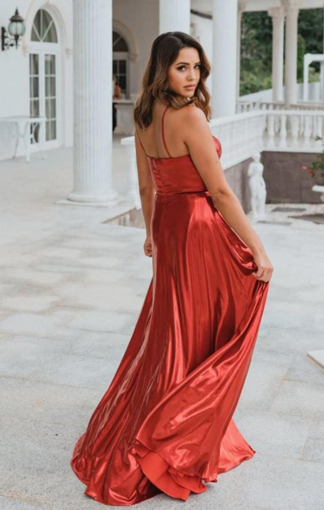Phoenix PO912 Evening Dress by Tania Olsen