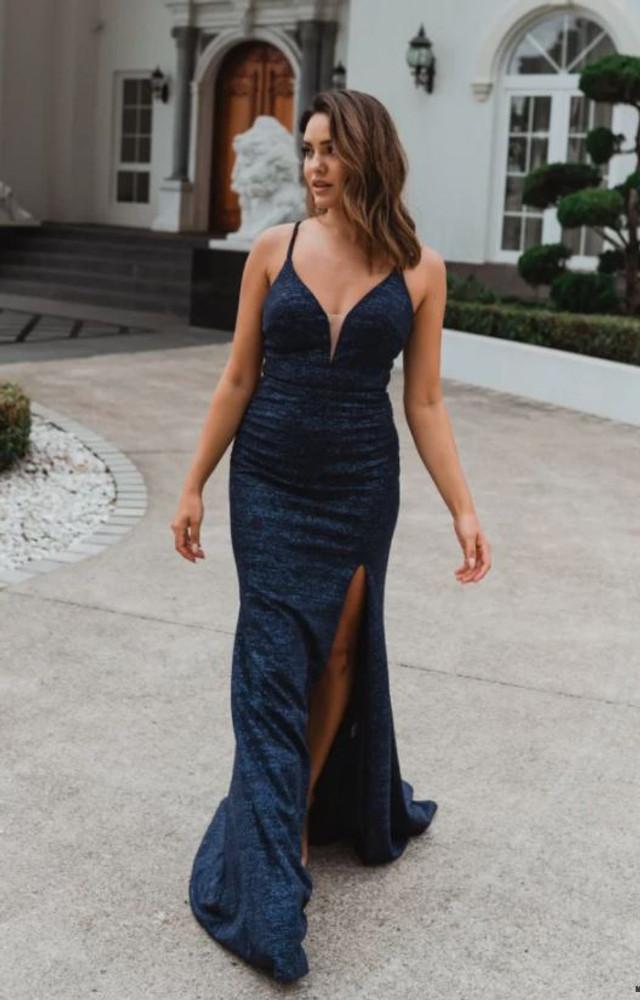 Peru PO922 Evening Dress by Tania Olsen
