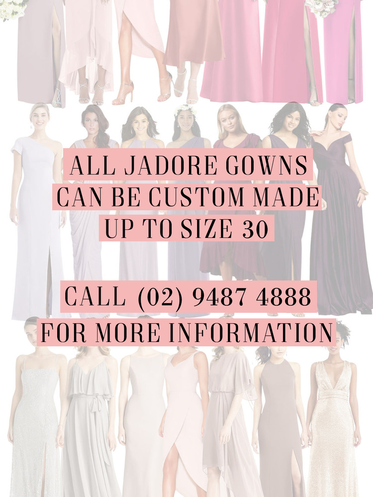 Plus Size Womens Dresses - Up to size 30 in Jadore Evening