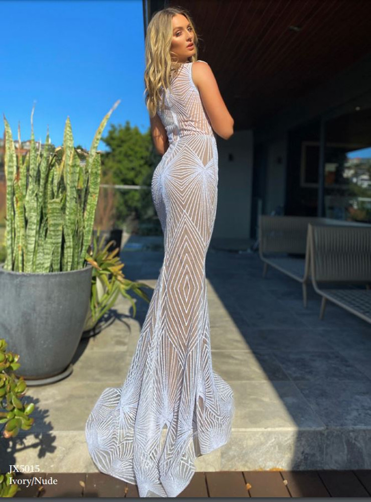 Binita Dress JX5015 by Jadore Evening