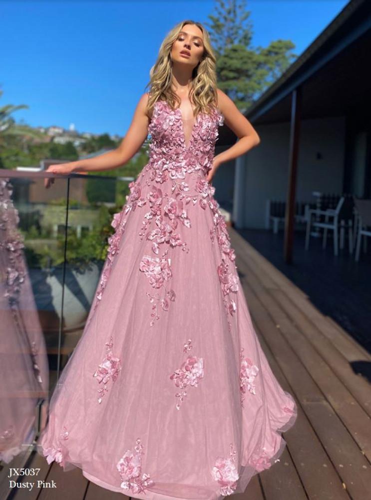 Fae Dress JX5037 by Jadore Evening