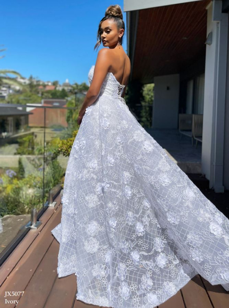 Ola Dress JX5077 by Jadore Evening