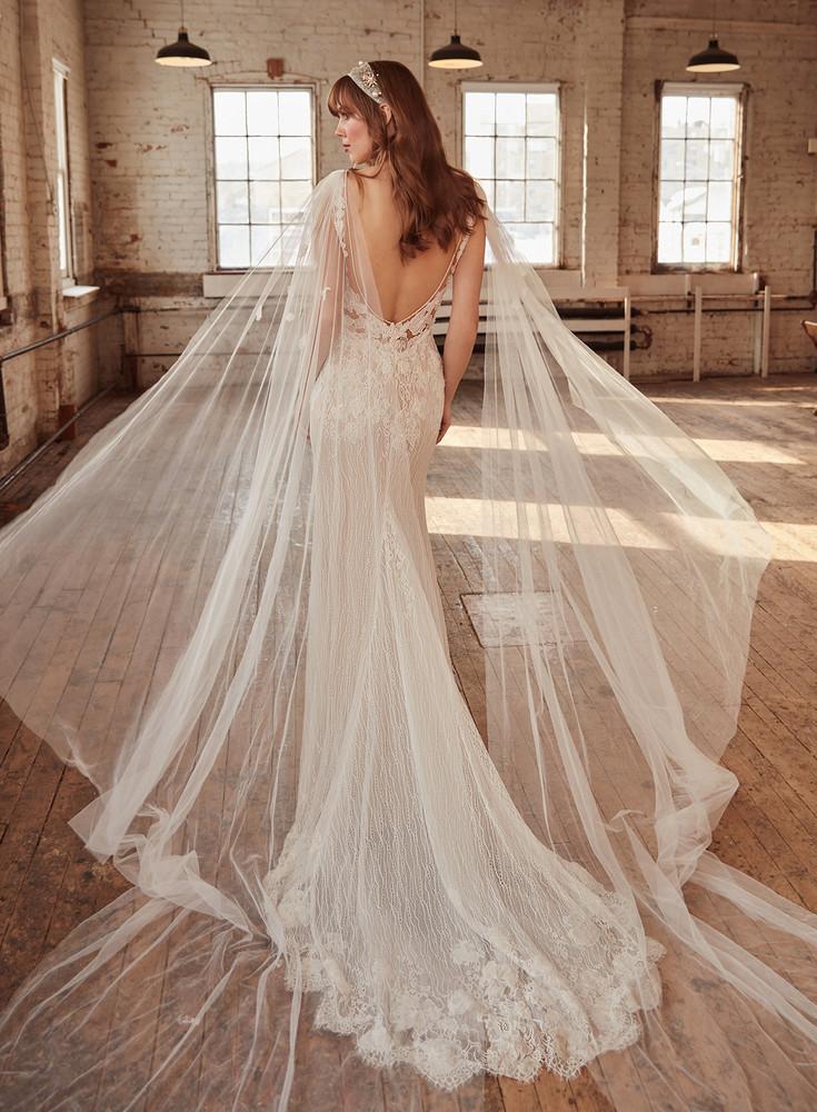 Arabella from L'amour by Calla Blanche Bridal CBLA21228