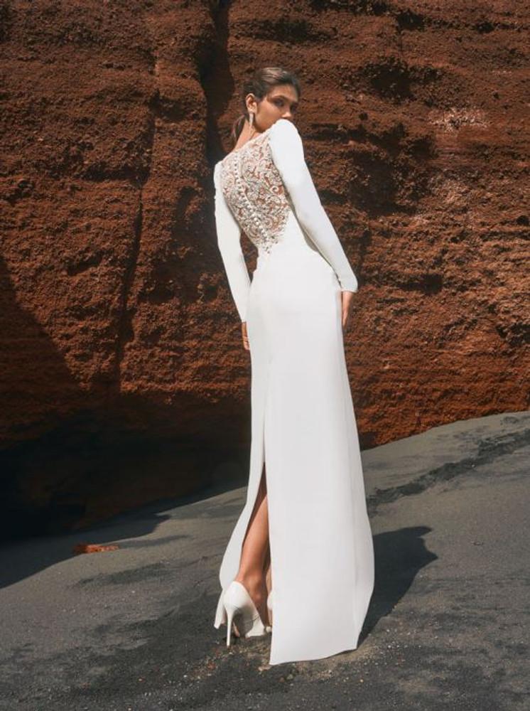 Pulpit Gown by Pronovias
