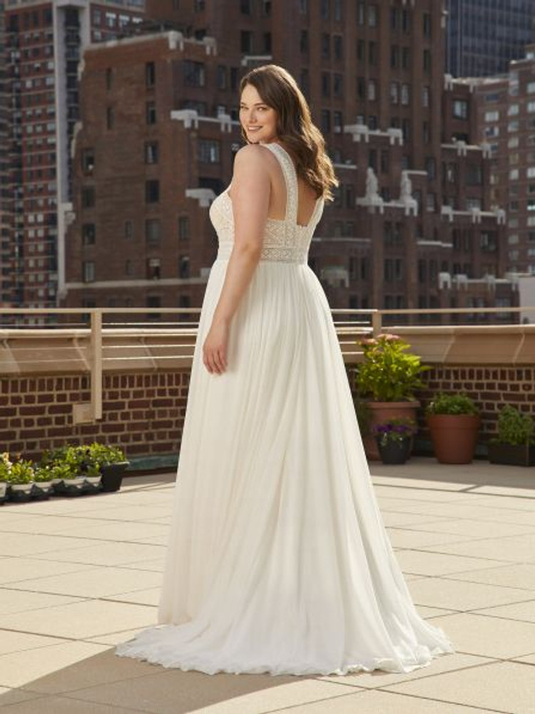 Baobabs Wedding Gown by Pronovias Barcelona Bridal