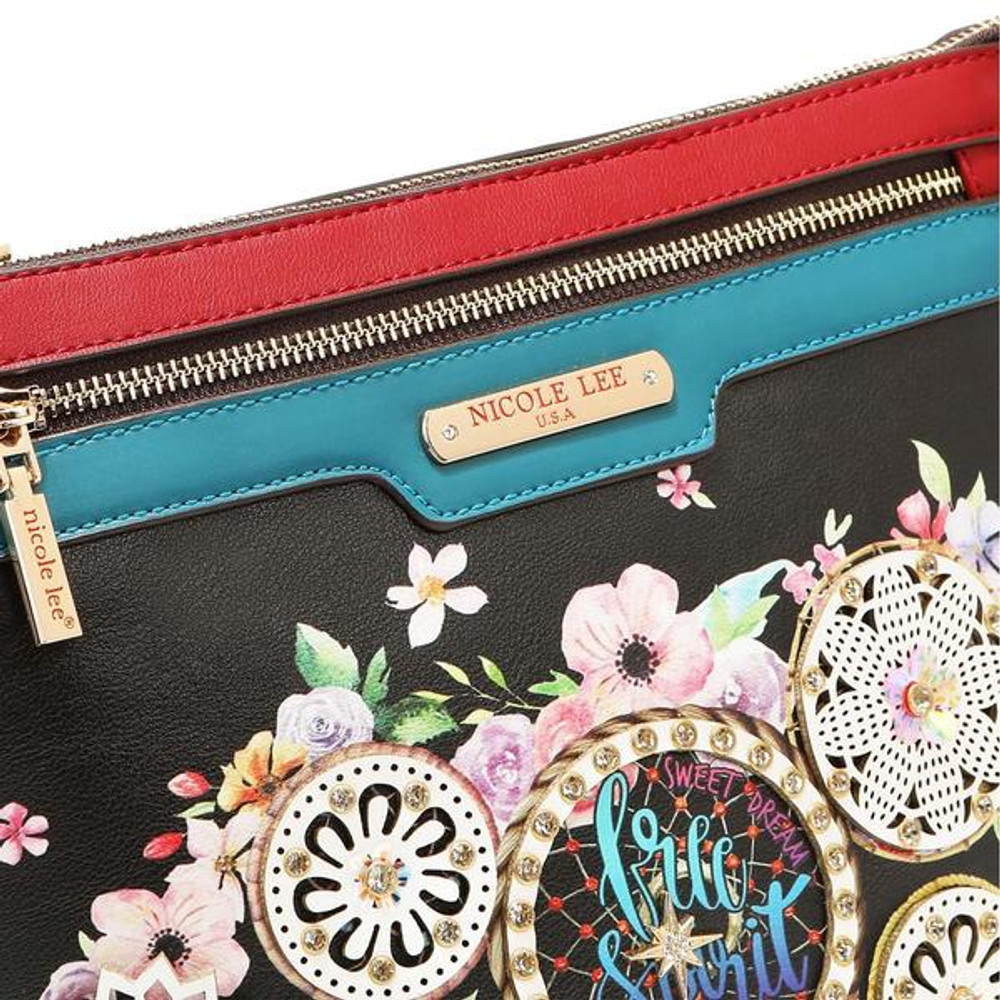 Nicole Lee Dream Of All Colours Crossbody by Ameise