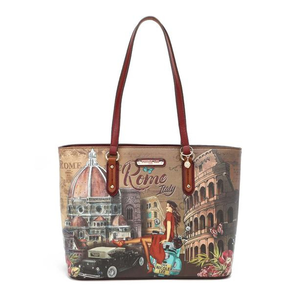 Nicole Lee MEMORY OF ROME 3 PIECE SET by Ameise (Shopper, Mini Satchel, Pouch)