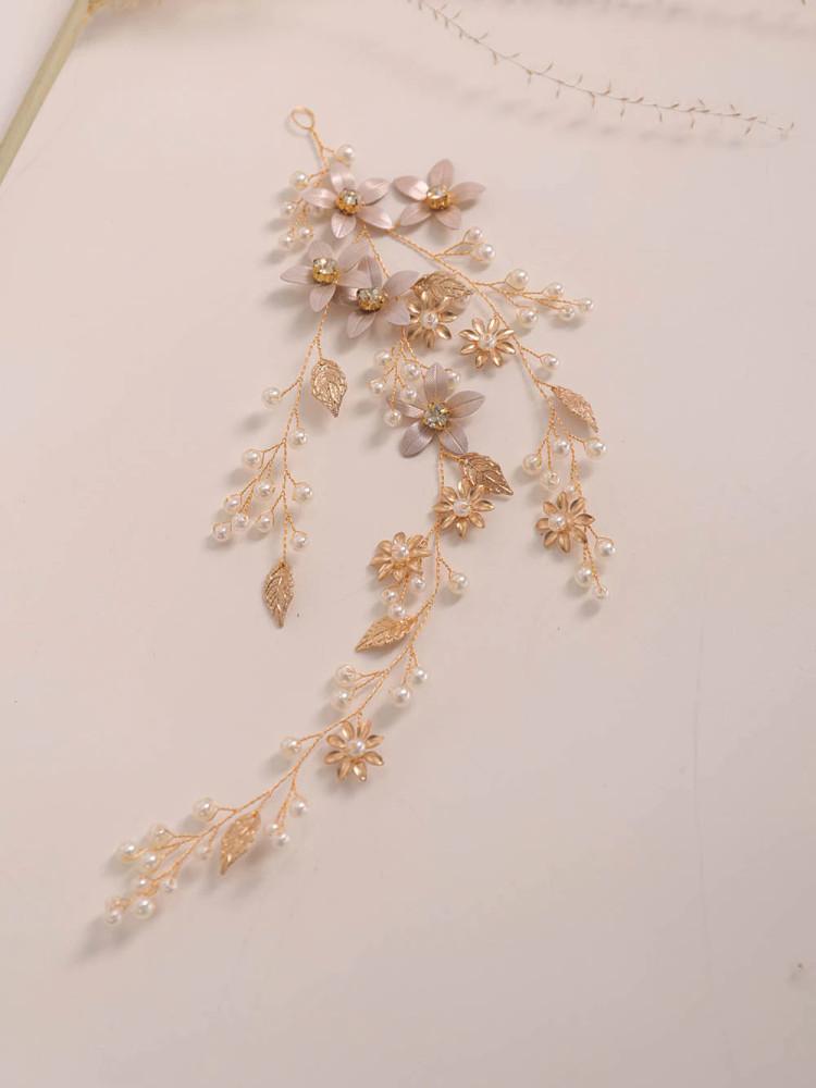 Flower Halo Wedding Hair Accessories
