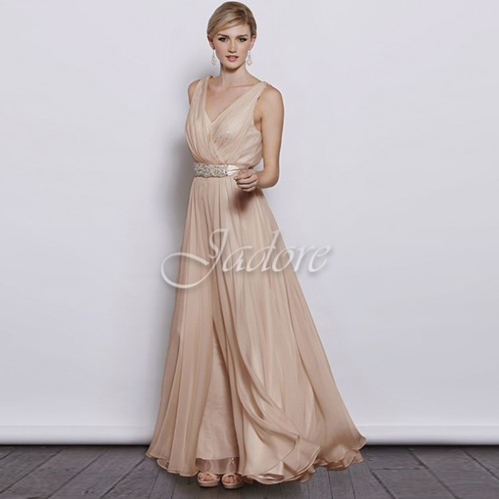 Jadore J3040 Blush Aria Bridesmaid Dress