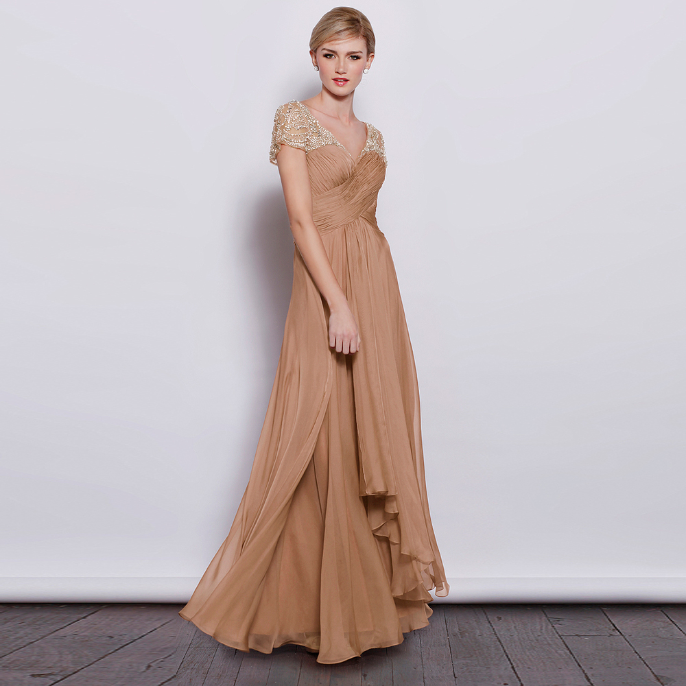Gold Jadore J3053Clara Dress