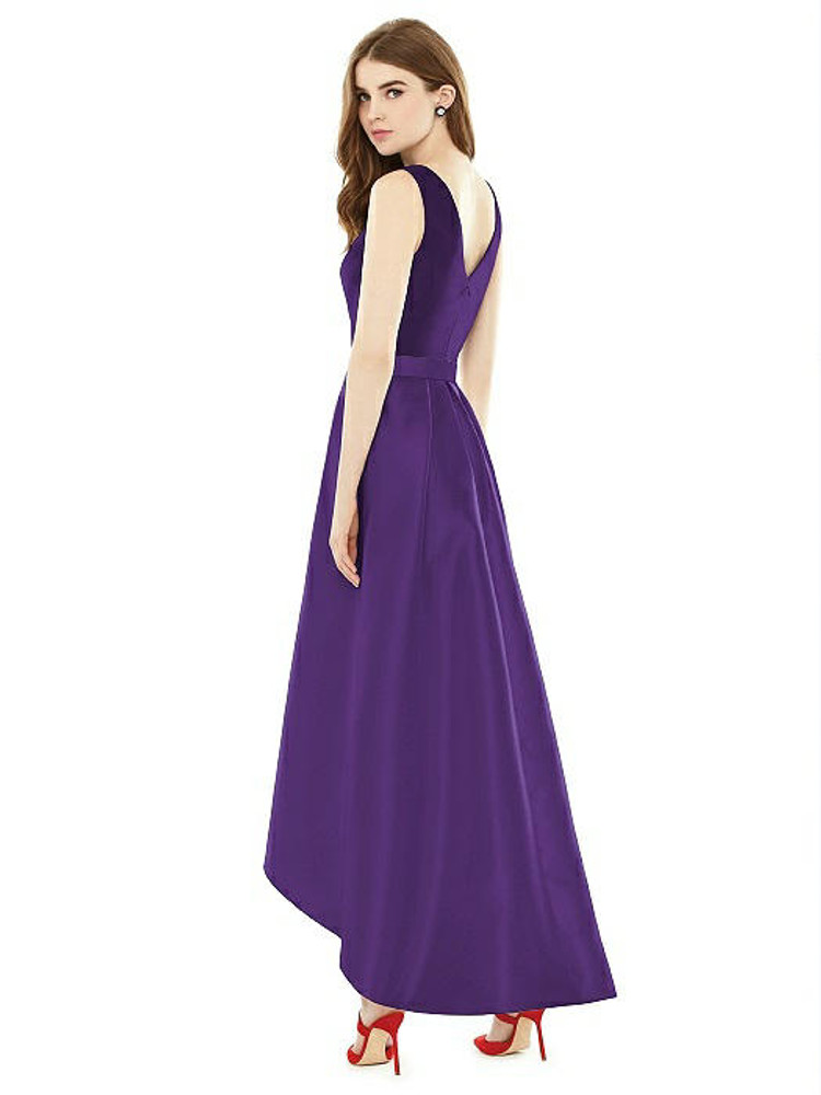 Elaine Dress D723 Alfred Sung in Navy in AU14 (please note it is Navy)